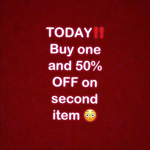Other - TODAY ONLY ‼️‼️‼️